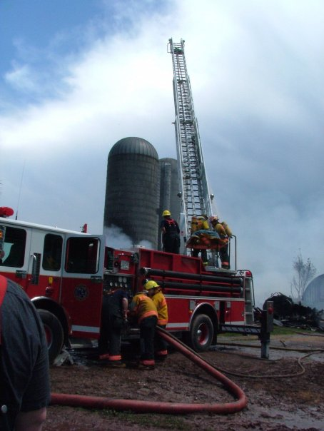 barn fire operations